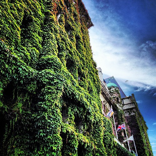 The Empress Hotel, Victoria B.C. by @MySoDotCom