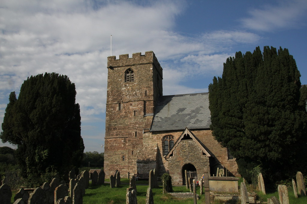 Longtown, Clodock Church