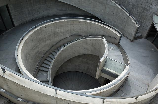 Ando Tadao - Hyogo Prefecture Museum of Contemporary Arts