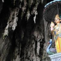 The temples of Batu Caves