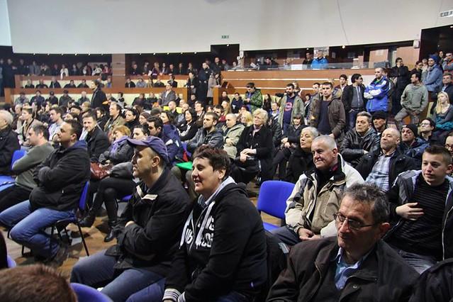 Sarajevo Plenum. Photo courtesy of #plenumsa - Plenum Sarajevo