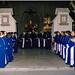 Saliendo el Cristo para procesionar-Jueves Santo 24-3-2005 -A