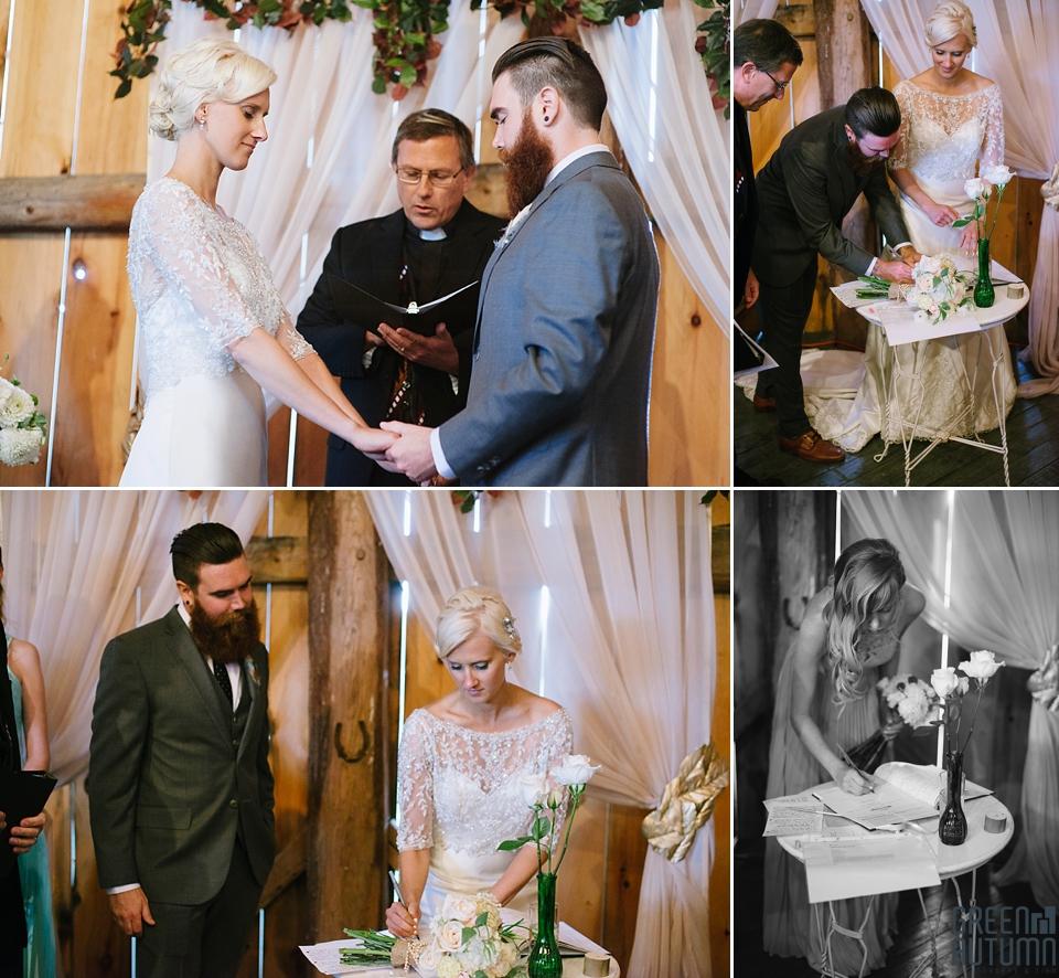 Autumn South Pond Farms Wedding Photography 0044