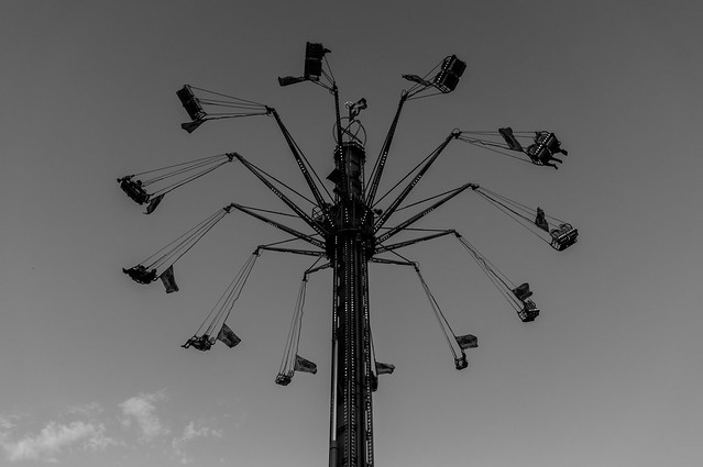 Flying High, Fêtes de Genève