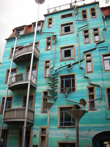 Kunsthof Passage in Dresden
