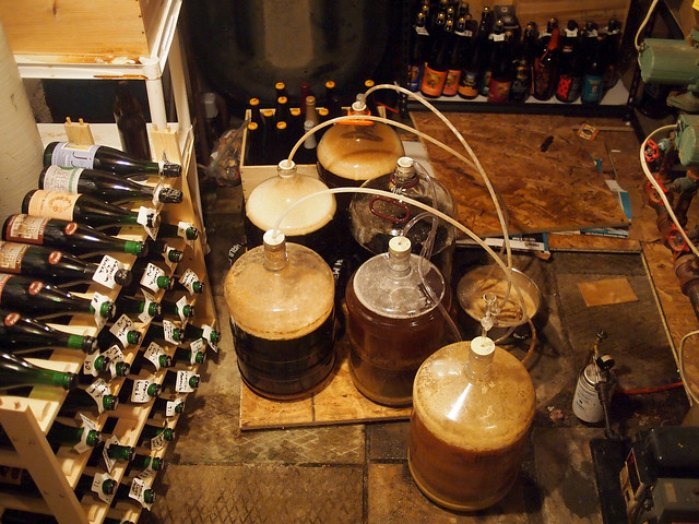August Homebrewing