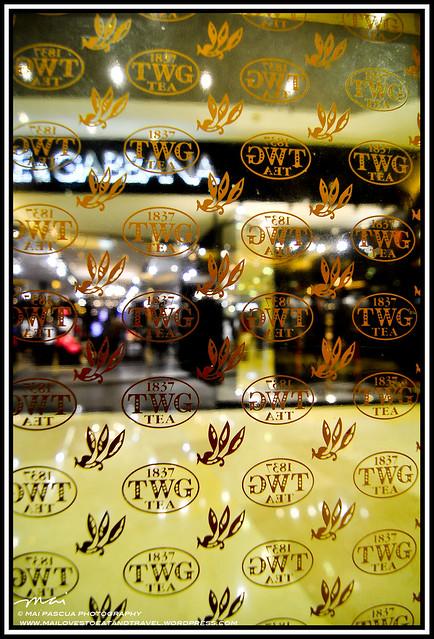 TWG Ion Orchard SG 008
