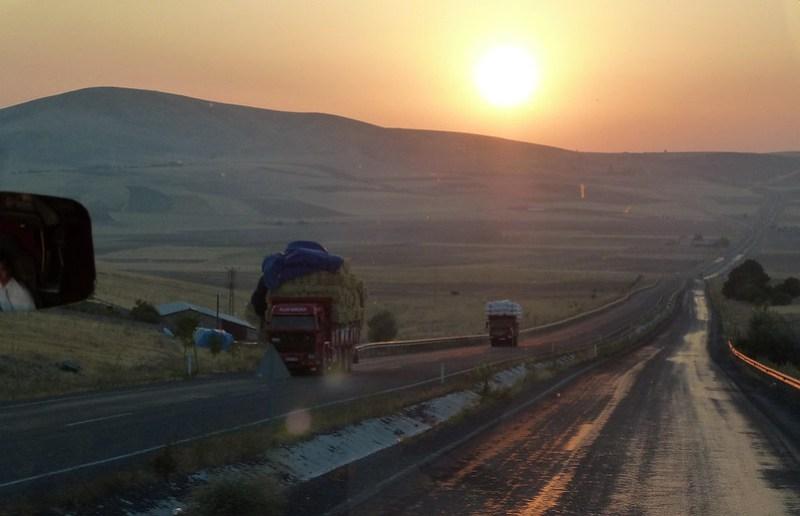 Turquie - jour 17 - Arrivée à Nevsehir