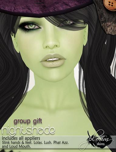 Nightshade VIP Gift