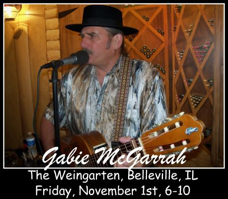 Gabie Mcgarrah 11-1-13