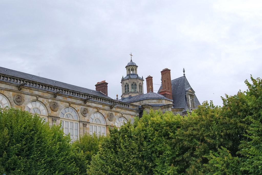 Haute chapelle Saint-Saturnin, château de Fontainebleau