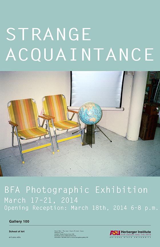 strange acquaintance poster
