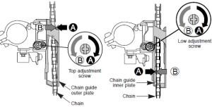 Adjustment: How To Front Derailleur Adjustment