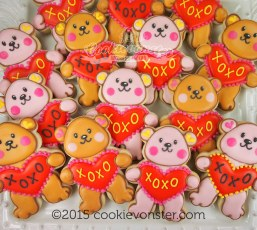 XOXO bears ©Cookievonster2015