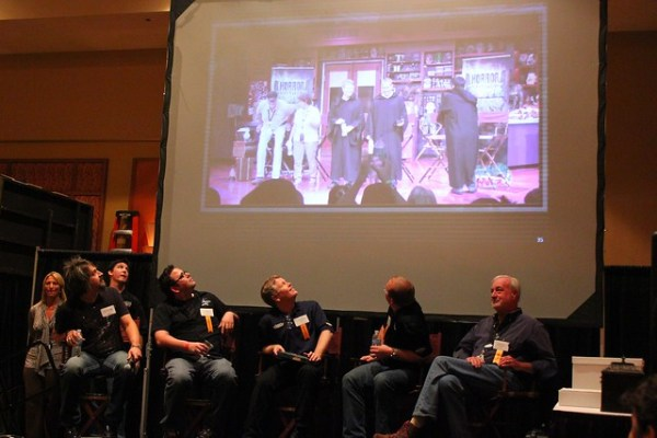 Halloween Horror Nights presentation at Halloween Extreme 2013