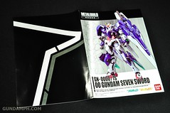 Metal Build 00 Gundam 7 Sword and MB 0 Raiser Review Unboxing (19)