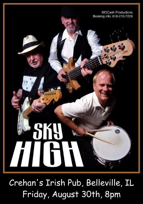 Sky High 8-30-13
