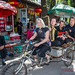 Quadro Nuevo auf dem Radl in Beijing