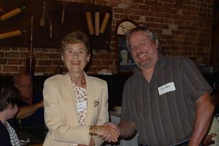 Elaine Marten - 50 Year ACS Member