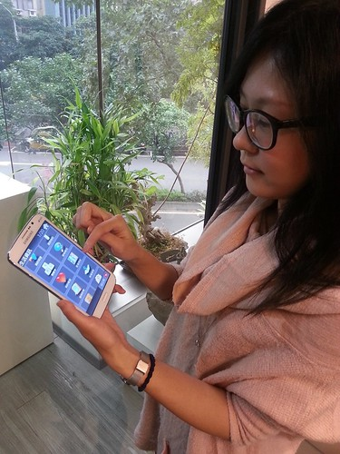 中華電信今日隆重推出全新升級的Hami及《導航王》,加入LBS的定位優惠服務、美食特刊電子書下載、路況即時通等為客戶服務更升級,隨時隨地掌握吃喝玩樂最新資訊