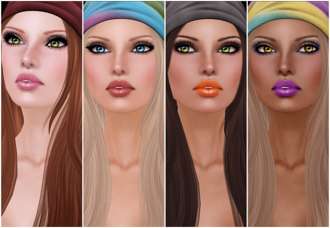 [PXL] JADE Skin for Skin Fair 2014