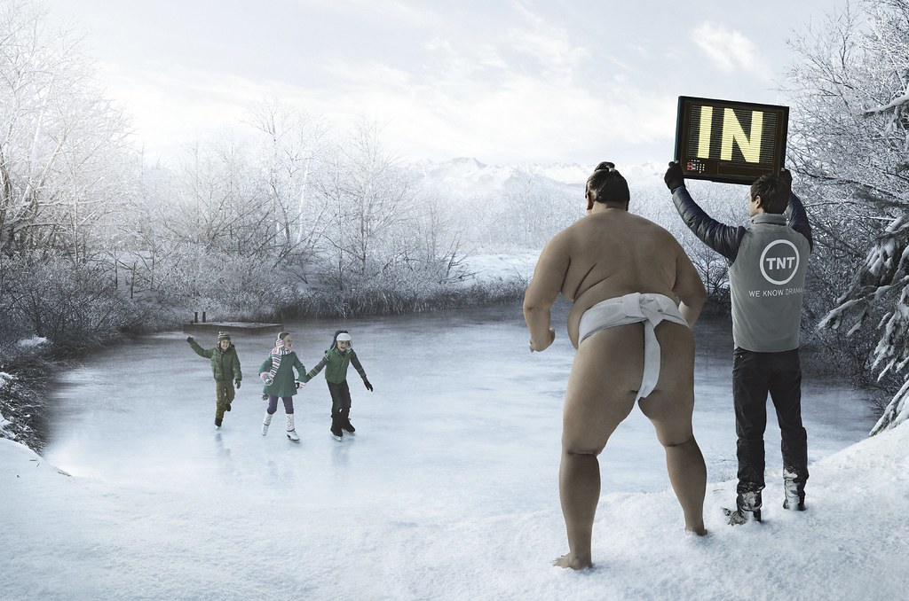 TNT - We Knw Drama Sumo Ice Lake