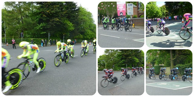 Giro D'Italia Belfast 2014