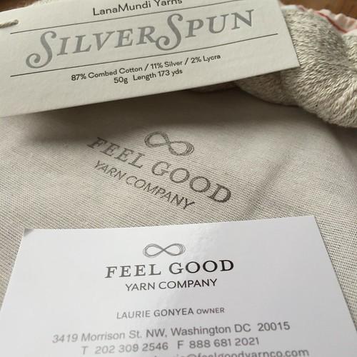 Silver Spun