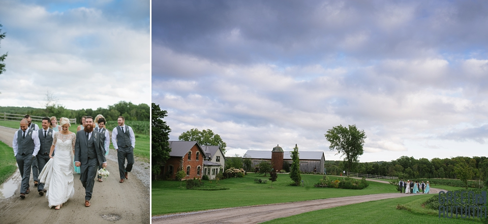 Autumn South Pond Farms Wedding Photography 0053