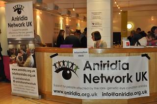 The ANUK Conference 2013 information desk