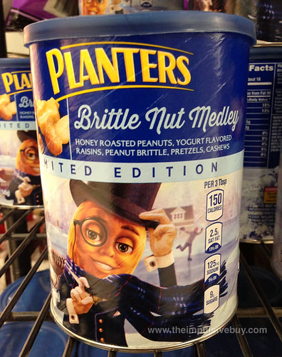 Planters Limited Edition Brittle Nut Medley