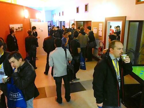 DevFest 2013 : Le café en arrivant