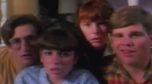 Richard (far right) in