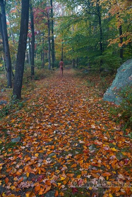naturist 0003 Harriman State Park, New York, USA