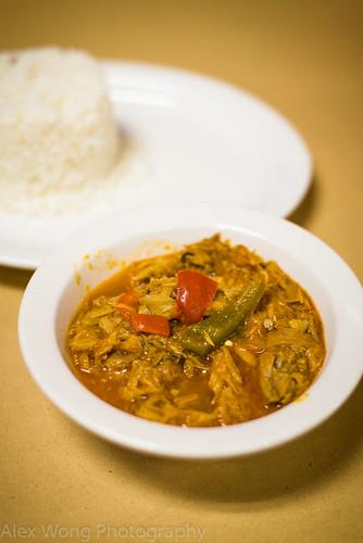 Bacalao/Salt Fish Stew