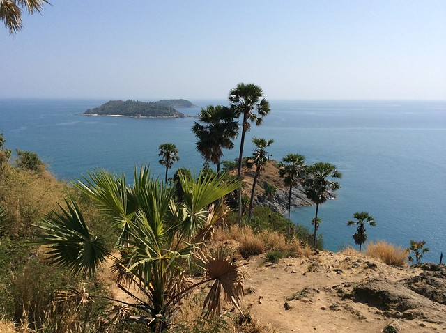 The southernmost tip of Phuket island