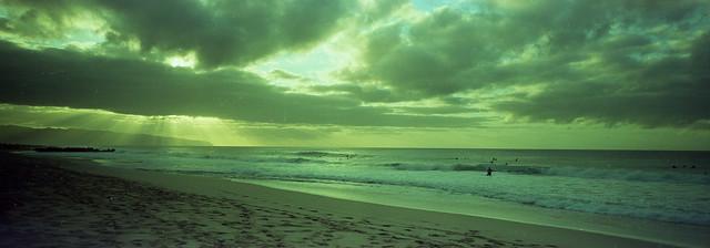 Found Film: Surfing