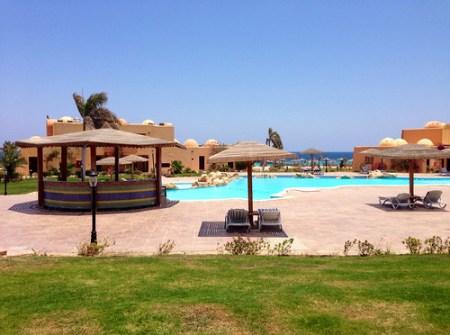 Wadi Lahmy Azur Resort, Berenice
