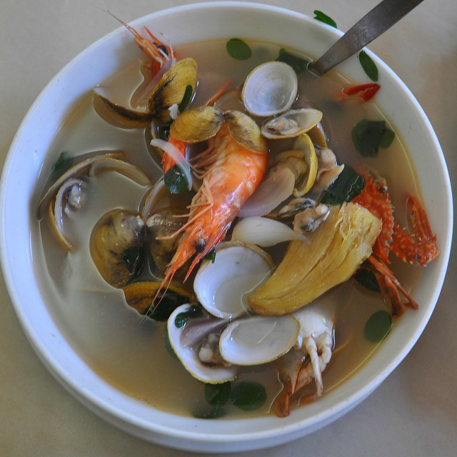 Dagupeña Fisherman's Soup