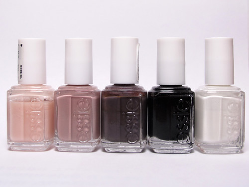 My Essie collection