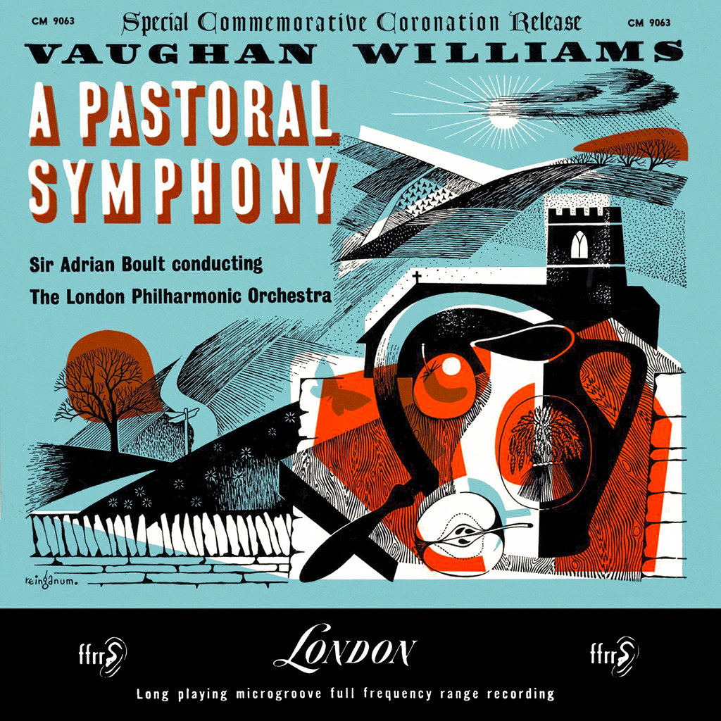 Ralph Vaughan Williams - A Pastoral Symphony
