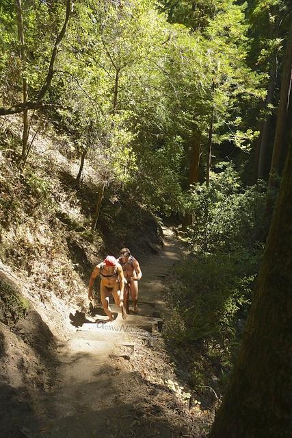 naturist 0012 Big Basin Redwoods, CA, USA