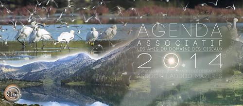 AGENDA ASSOCIATIF 2014