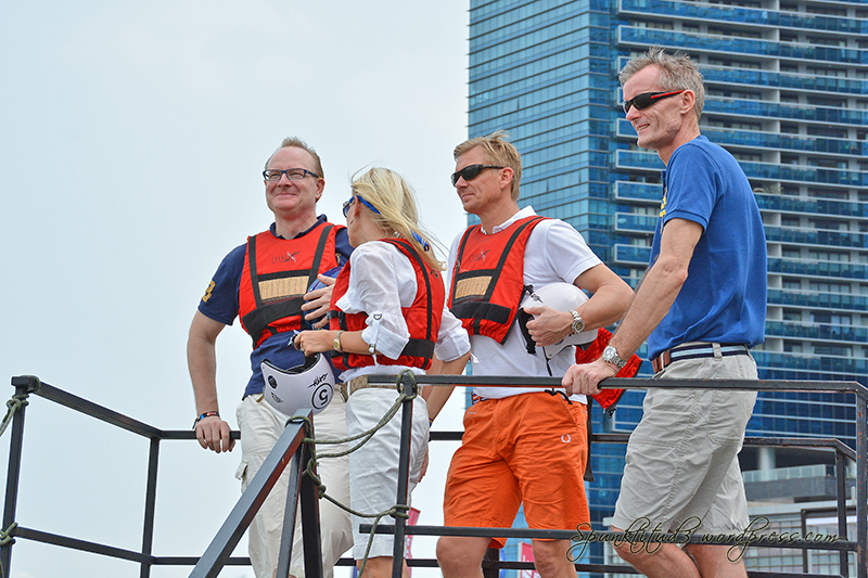 Extreme Sailing Series 2014