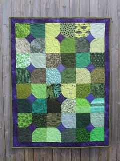 March 2014 - 10 Minute Block Quilt