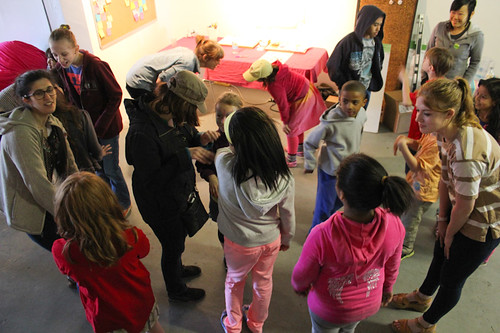 Kitty City Day 1: Visioning workshop