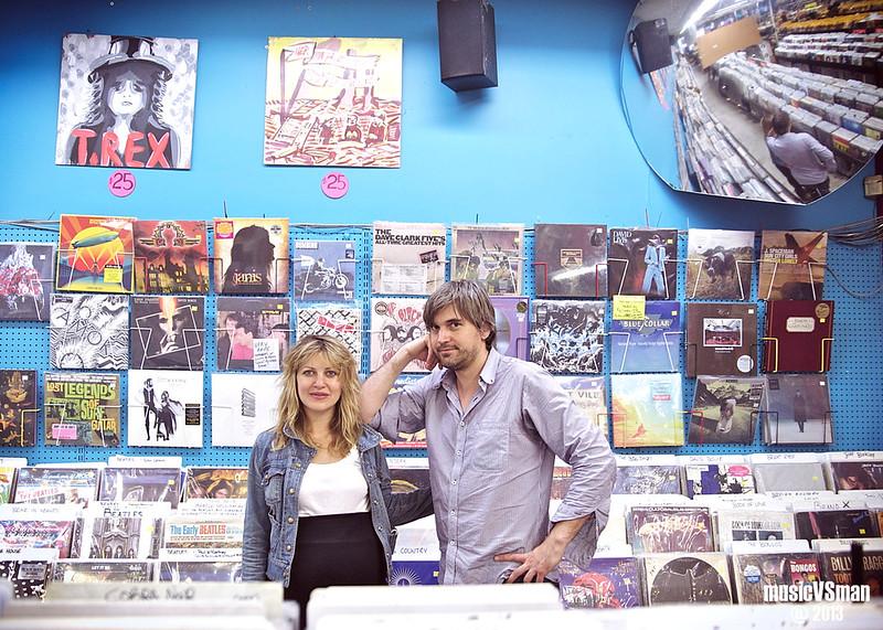 Anais Mitchell & Jefferson Hamer @ Vintage Vinyl