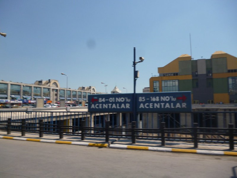 Istanbul otogar