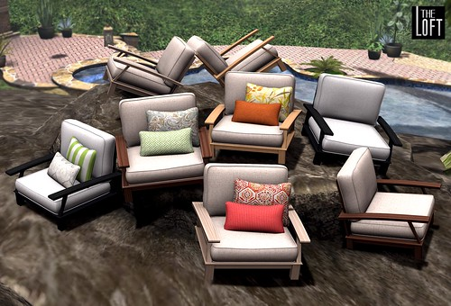 Outdoor Armchairs