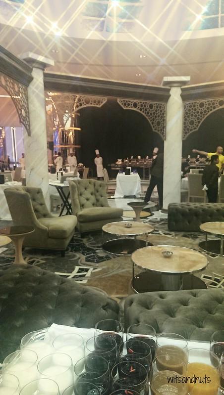 Iftar at Etihad Towers